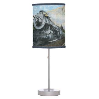 Steam Locomotive Desk Lamp