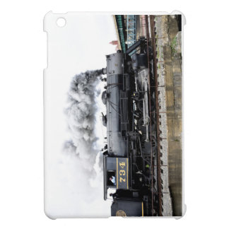 Steam Locomotive Ipad Mini Cover