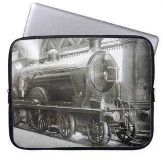 Steam Locomotive (Lady of Avenal) Laptop Sleeve