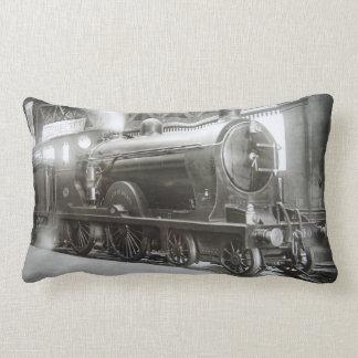 Steam Locomotive (Lady of Avenal) Lumbar Pillow
