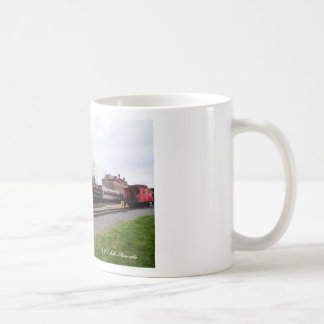 Steam Locomotive Mug