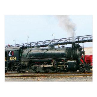 Steam Locomotive Postcards
