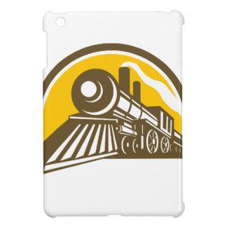 Steam Locomotive Train Icon Case For The iPad Mini