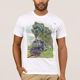 Steam Passenger Train Shirt