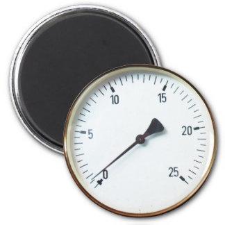 Steam Pressure Gauge Dial 2 Inch Round Magnet