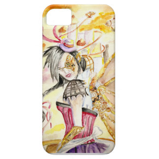 Steam Punk Faery Case For The iPhone 5