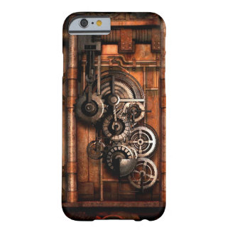 Steam Punk Gears and Rivets Barely There iPhone 6 Case