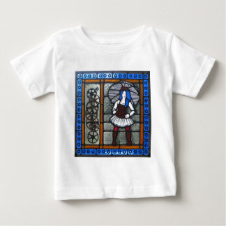Steam Punk Girl Baby T-Shirt