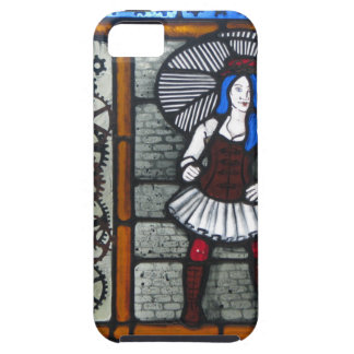 Steam Punk Girl iPhone 5 Cases