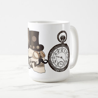 Steam Punked Coffee Mug