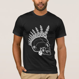 STEAM PUNKED! the ultimate steamPunk Tee Shirt