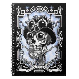 Steam Skullabee Notebook