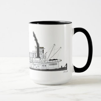 Steam towboat Alexander Mackenzie Mug