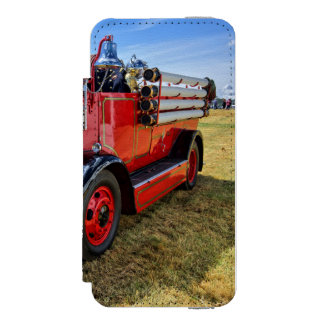 Steam Traction Engine Incipio Watson™ iPhone 5 Wallet Case