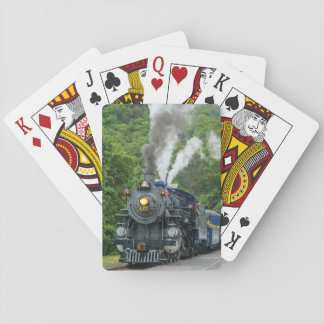 Steam Train 2 Playing Cards