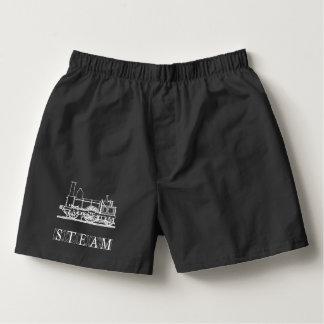 Steam Train Boxers