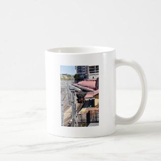 STEAM TRAIN BRISBANE AUSTRALIA COFFEE MUG