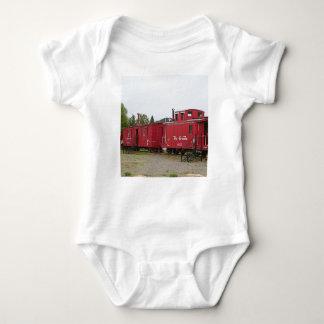 Steam train carriage accommodation, Arizona Baby Bodysuit