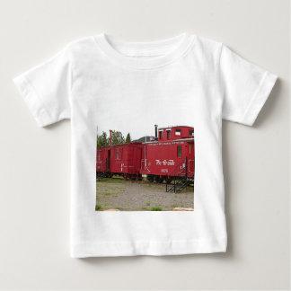 Steam train carriage accommodation, Arizona Baby T-Shirt