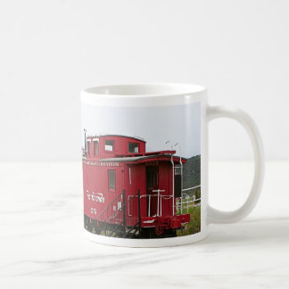 Steam train carriage accommodation, Arizona Coffee Mug