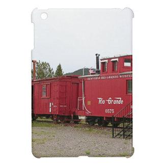 Steam train carriage accommodation, Arizona iPad Mini Cover