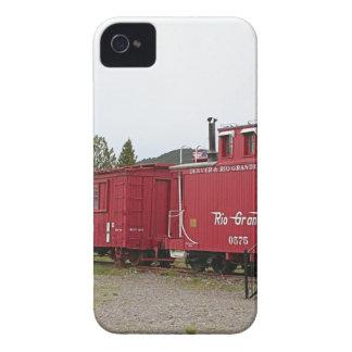 Steam train carriage accommodation, Arizona iPhone 4 Case