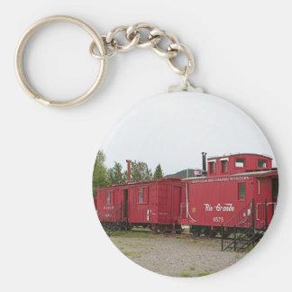 Steam train carriage accommodation, Arizona Keychain
