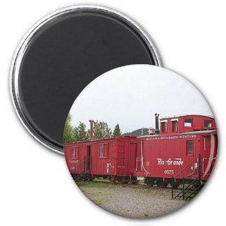 Steam train carriage accommodation, Arizona Magnet