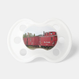 Steam train carriage accommodation, Arizona Pacifier