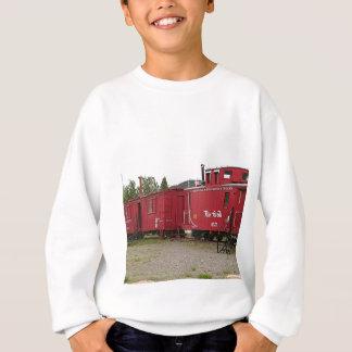 Steam train carriage accommodation, Arizona Sweatshirt