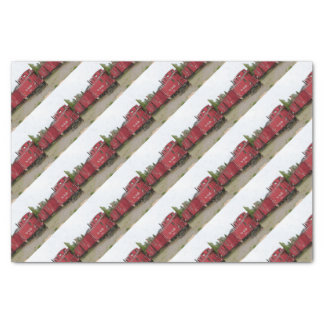 Steam train carriage accommodation, Arizona Tissue Paper