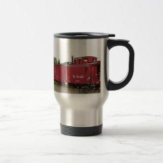 Steam train carriage accommodation, Arizona Travel Mug