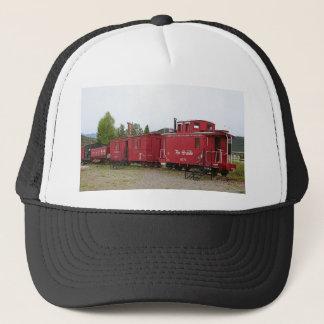 Steam train carriage accommodation, Arizona Trucker Hat