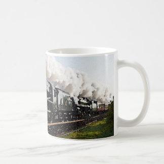 Steam Train Coffee Mug