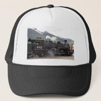 Steam train, Colorado, USA 2 Trucker Hat