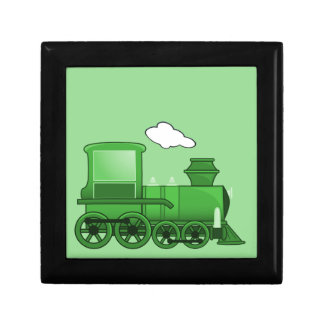 Steam Train Gift Box