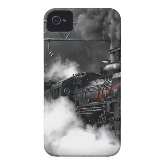 Steam Train iPhone 4 Covers