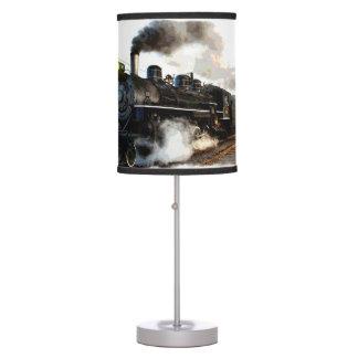 Steam Train Lamp