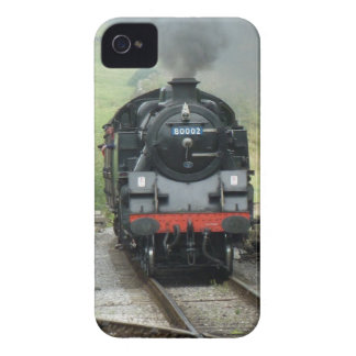 Steam Train Locomotive iphone 4 Case-Mate ID