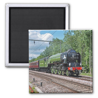 Steam Train locomotive magnet