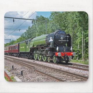 Steam Train locomotive Mousemat Mouse Pad
