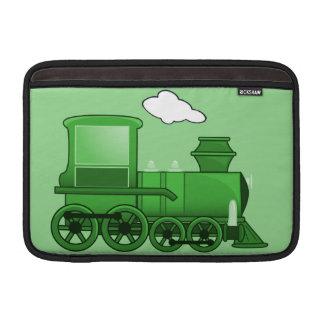 Steam Train MacBook Sleeves