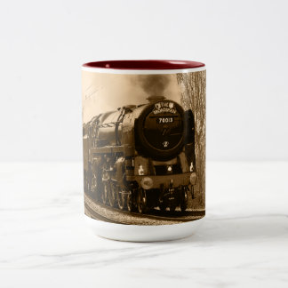 Steam Train Mug