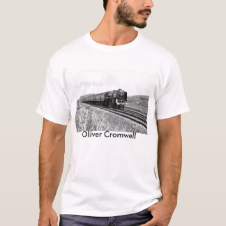 "Steam Train ""Oliver Cromwell"" T-Shirt"