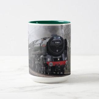steam Train photo mug