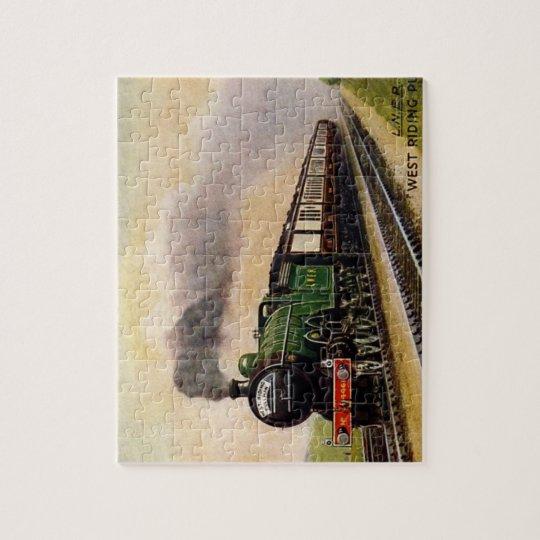 Steam Train Puzzle