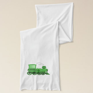 Steam Train Scarf
