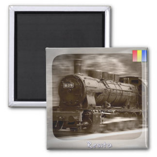 Steam trains magnet