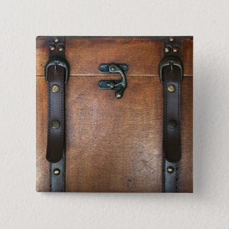 Steam Trunk 2 Inch Square Button