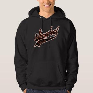 Steamboat Baseball Hoody